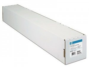 HP Universal Heavyweight Coated Paper 120 g/m 2 (6.1 mil) 24in A1
