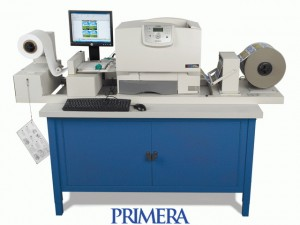 Primera CX1200e Digital Color Label Printer