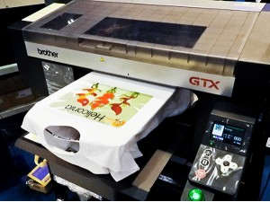 Brother GTX Direct to Garment Printer