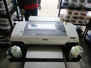 Nexus DTG 400 Direct to Garment Printer