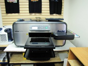 Anajet MP5i Direct To Garment Printer