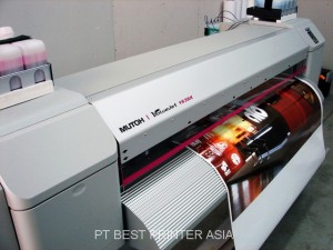 Mutoh ValueJet 1638X Dual Head 64 Inch