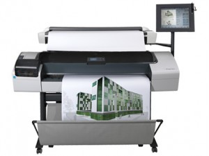 HP Designjet T1200 HD Multifunction Printers and Scanners