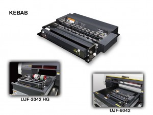Mimaki KEBAB for UJF-3042HG or UJF-6042